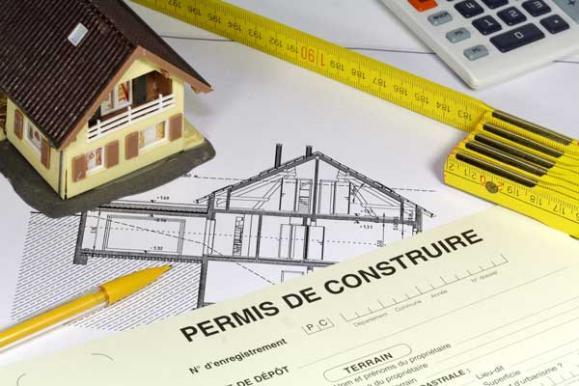 huissier pour permis de construire